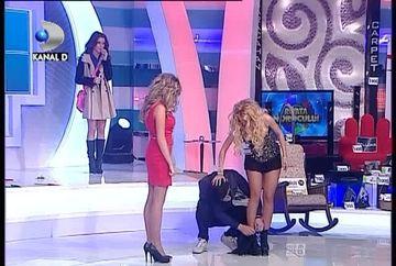 """Andreea Balan dialog EROTIC cu Liviu Varciu: """"Iti place intre picioarele mele, nebunule!"""" VIDEO"""
