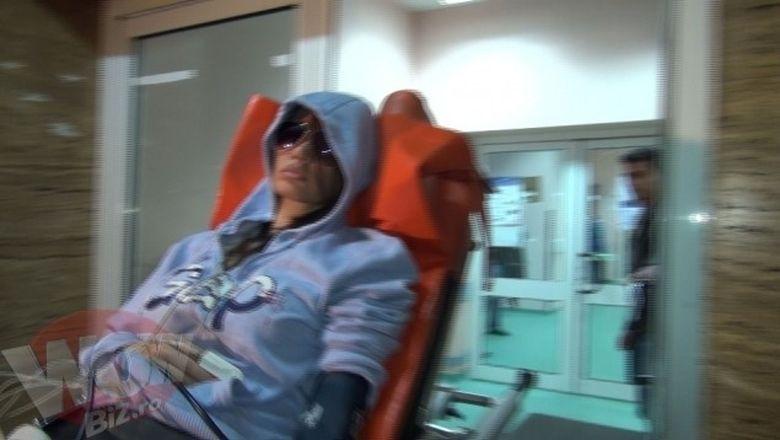 Vesti BUNE de la Spitalul de Urgenta Floreasca! Oana Zavoranu si-a revenit. Iata ce pastile a inghitit vedeta