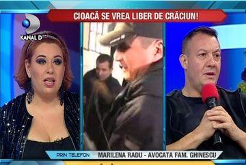 Cristian Cioaca, din nou la audieri. Vrea SA FIE LIBER de Craciun VIDEO