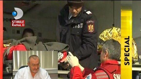 Pomiperul cel mai grav ranit in urma exploziei din februarie 2012 povsteste prin ce clipe de cosmar a trecut VIDEO