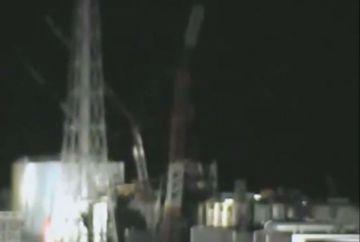 CUTREMUR de 7.3 grade in Japonia. IMAGINI surprinse de la camerele de supraveghere ale centralei nucleare de la Fukushima VIDEO