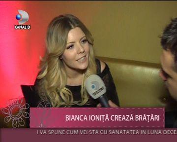 Bianca Ionita creeaza bratari cu stil VIDEO