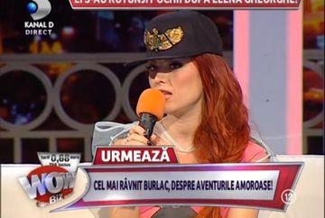 Elena Gheorghe a facut furori in Japonia