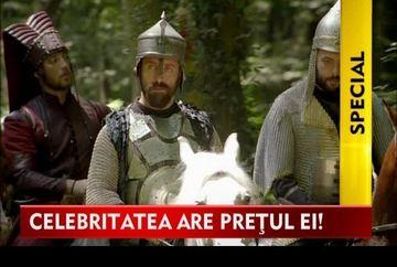 Halit Ergenc, interpretul lui Suleyman, iertat de sotie dupa escapadele cu cadanele din serial? VIDEO