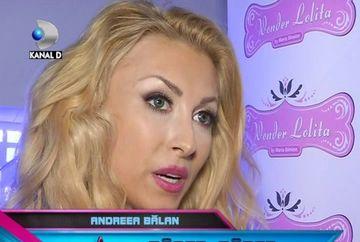 "Andreea Balan: ""Nu vreau sa gatesc!"" VIDEO"