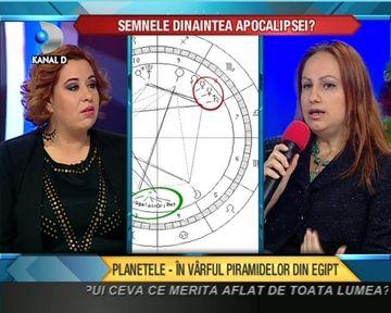 SEMNE ALE APOCALIPSEI? Cum influenteaza alinierea planetelor semnele zodiacale? VIDEO