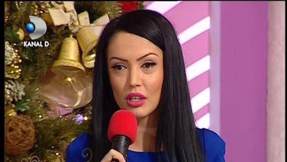 "Andreea Mantea: ""Nu am implant in pometi! VIDEO"