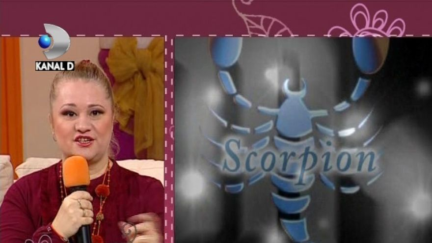 Scorpionii beneficiaza in mod direct de alinierea planetelor. HOROSCOPUL ultimelor sase zodii! VIDEO