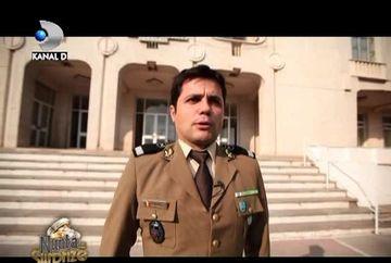 Cove a imbracat uniforma militara in locul in care A DEVENIT BARBAT! Vezi ce amintiri are VIDEO