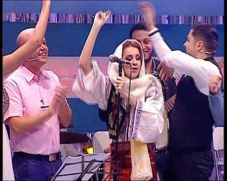 """Liviu Mititelu si Liviu Varciu, show de zile mari la """"Roata Norocului!"""" VIDEO"""