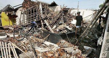Indonezia, lovita de un nou CUTREMUR. Seismul a avut magnitudinea de 6,3 grade
