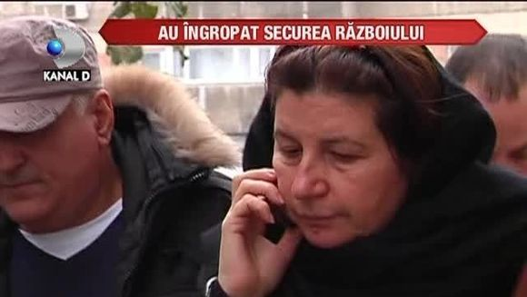 Au ingropat securea razboiului! Magda Catone si mama actorului, unite de durere VIDEO