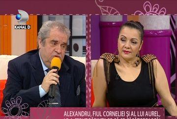 Cornelia Catanga si sotul ei, Aurel Padureanu, mandri de fiul lor VIDEO