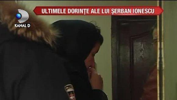 ULTIMELE DORINTE ale lui Serban Ionescu. A IERTAT-O pe Magda pe patul de moarte? VIDEO