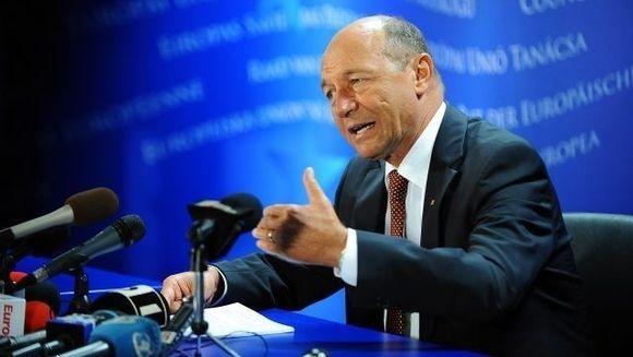 Gafa DE PROPORTII la Bruxelles! Traian Basescu a fost prezentat drept PRIM MINISTRU al Romaniei FOTO