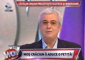 """Catalin Crisan: """"In ziua in care am scapat cu viata am afla si ca voi deveni din nou..."""" VIDEO"""