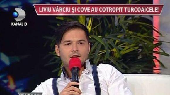 "Liviu Varciu s-a suparat pe Madalin Ionescu: ""Nu mi-e OK s-o vad, am si eu sentimente"". Iata MOTIVUL"