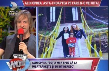 """Alin Oprea: """"De 13 ori mi-a organizat petreceri surpriza"""". Despre cine este vorba?"""