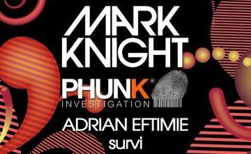 Mark Knight, pentru prima data in Bucuresti! Vino si tu la concertul din 8 decembrie de la Arenele Romane