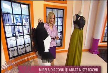 Alege TINUTA perfecta de REVELION! Designerul Mirela Diaconu iti propune cateva tinute potrivite de Sarbatori VIDEO