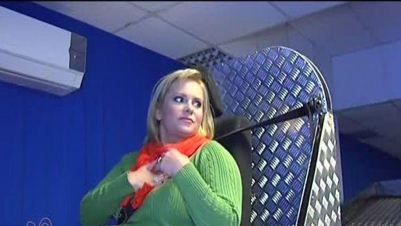 Paula Chirila, speriata de moarte! Ce a infricosat-o pe vedeta incat si-a facut semnul crucii VIDEO