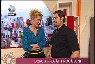 "Chef Doru Serban de la ""Draga mea prietena"", un romantic incurabil. Afla cum si-a cerut iubita de sotie! VIDEO"