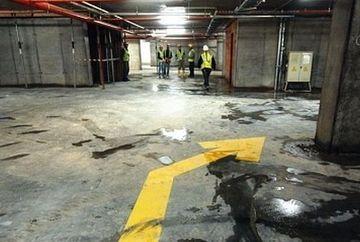 Parcarea subterana de la Universitate a fost deschisa. Vezi CAT COSTA o ora de parcare si CATE LOCURI sunt disponibile