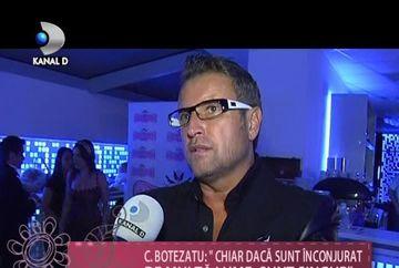 "Catalin Botezatu: ""Chiar daca sunt inconjurat de multa lume, sunt singur!"" VIDEO"