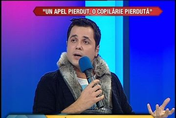 "Cove si Toader Paun de la Europa FM sustin campania ""Un apel pierdut, o copilarie pierduta"" VIDEO"