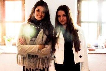 Uite ce bine seamana Alina Puscas cu sora ei – Care crezi ca e mai frumoasa?