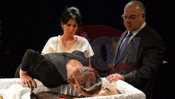 Scene socante la capataiul lui Iurie Darie! Anca Pandrea i-a dat cu sange pe buze actorului- Vezi ce s-a intamplat! Detalii care te vor cutremura
