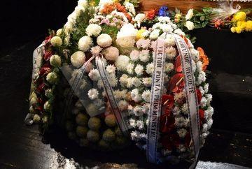 Vezi ce personalitate politica importanta i-a trimis o coroana de flori lui Iurie Durie!