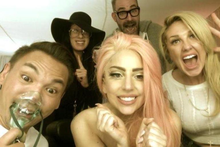Lady Gaga este extrem de generoasa! Vezi ce suma FABULOASA le va dona victimelor uraganului Sandy!