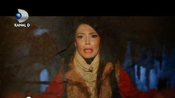 Andreea Mantea, speriata de moarte in pestera de la Scarisoara! Vezi ce a nelinistit-o VIDEO