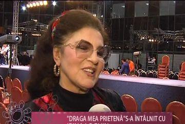 "Irina Loghin: ""Nu am o dieta sofisticata, dar ma feresc de grasimi si carne"" VIDEO"