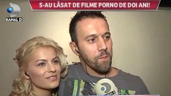 """Titus Steel si Jasmine, regii filmelor porno, vor copii! """"Ne-am cumintit! Eu sunt casnica, el face copilasul!"""""""