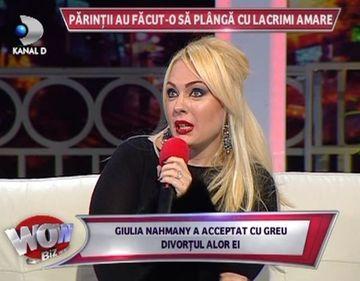 """Saraca fata bogata! Parintii Giuliei Nahmany au divortat dupa 30 de ani de casnicie! """"Eram printesa lui tata"""""""