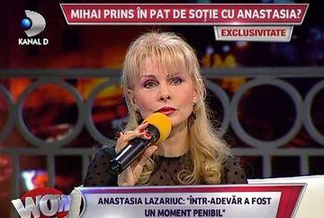 """Anastasia Lazariuc ii raspunde fostei sotii a lui Mihai Constantinescu: """"Nu pot sa spun ca o respect prea mult pe Mihaela!"""""""