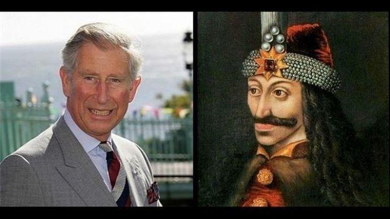 Printul Charles si Dracula, imaginea Romaniei la targul de turism de la Londra!