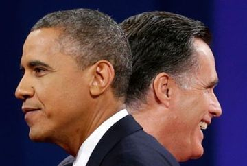 ALEGERI PREZIDENTIALE in Statele Unite. Barack Obama si Mitt Romney se lupta pentru fotoliul de la Casa Alba