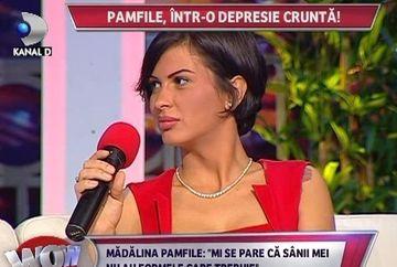 ATENTIE! Madalina Pamfile este pericol public pentru soferi! Vezi ce inseamna pentru ea acvaplanarea si cum ar depasi tramvaiul