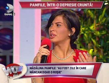 """Madalina Pamfile se """"tuneaza"""": """"Mi-am modificat buzele, dar o sa-mi pun si silicoane"""". Afla cand se opereaza fosta iubita a lui Mazare"""