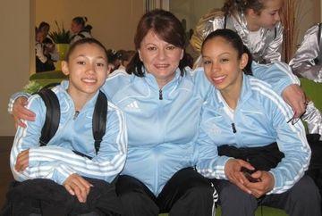Din cauza uraganului Sandy, in casa fostei gimnaste Teodora Ungureanu nu mai e curent de cinci zile