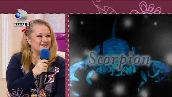 Scorpionii trebuie sa isi recupereze banii sau bunurile date cu imprumut! Vezi aici HOROSCOPUL pentru ultimele sase zodii VIDEO