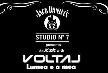 Jack Daniel's Studio No. 7 prezinta concertul trupei Voltaj la Hard Rock Cafe