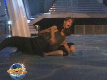 Monica Davidescu, OUT de la Dansez pentru tine! S-a accidentat grav la picior si are nevoie de operatie!