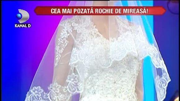 """Rochia lui Kate Middleton, in platoul """"Drept la tinta""""! Vezi ce spune Catinca Roman despre alegerea printesei Angliei VIDEO"""