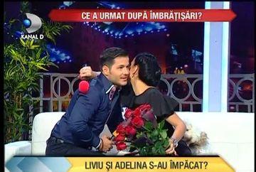 Adelina Pestritu si Liviu Varciu, iubire ca in filme! Sunt divortati, dar se doresc nebuneste VIDEO