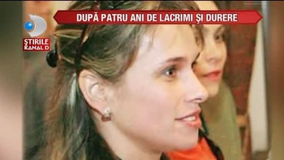 Dupa patru ani de LACRIMI si DURERE, Lavinia Milosovici va fi din nou mamica VIDEO