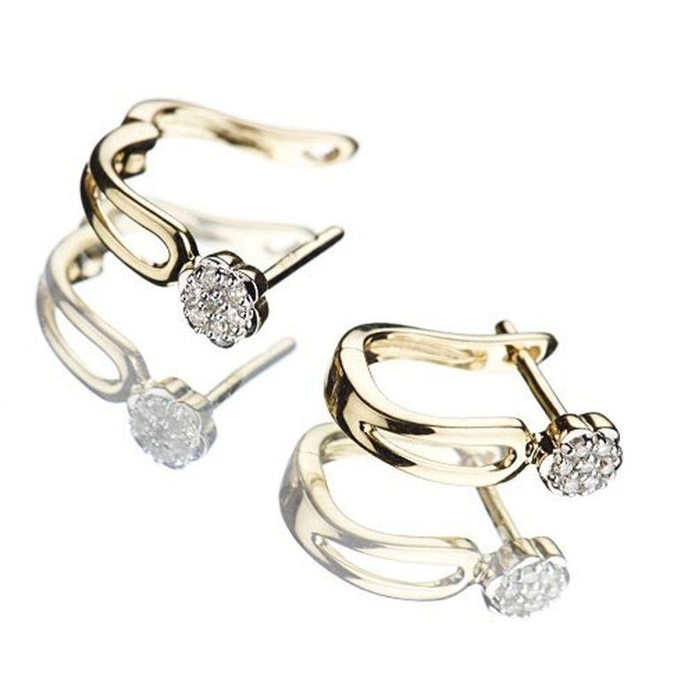 Iata ce pereche de cercei cu diamante a primit Ana Gheorghe la nunta ei! Afla de la cine!